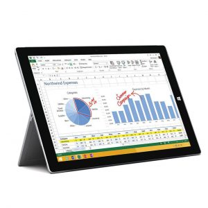 Surface Pro 3 Core i5  8GB RAM/ 256GB HDD