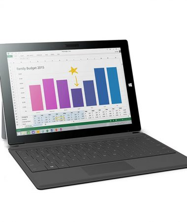 Surface 3 WiFi / 64GB SSD/ 2GB RAM With Type Cover